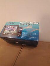 7 inch PORTABLE DIGITAL LCD TV TELEVISION by DIGITAL PRISM ATSC-710 Color TV