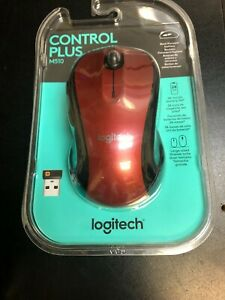 Logitech - Red M510