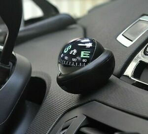 Car Dashboard Compass Ball Boat LED Anti Shock Waterproof Luminous Navigation