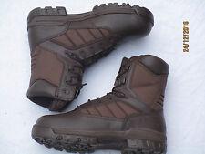 Bates Boots patrol Brown Male, taille 9 M (eu43/us 10) Marron Bottes, MTP