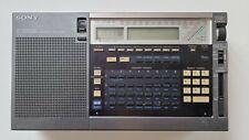 Sony ICF-2001D , Weltempfänger Radio