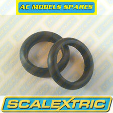 W8890 Scalextric Spare Front & Rear Motorbike Tyres