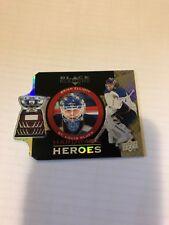 2012-13 Black Diamond Hardware Heroes Brian Elliott #HH-BE #/100