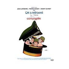 """DVD   """"ON A RETROUVE LA 7e COMPAGNIE""""         NEUF SOUS  BLISTER"""