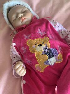 Beautiful Sleeping Reborn Doll