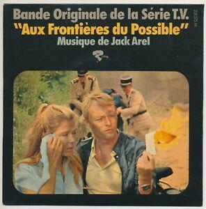 JACK AREL - AUX FRONTIERES DU POSSIBLE - BO DE LA SERIE TV - 1971