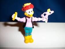 GYRO GEARLOOSE & LITTLE HELPER Plastic Figurine Disney PANINI ITALY Figure