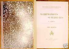 MATHEMATIQUES SUPERIEURES tome troisième - 1923 - TTBE