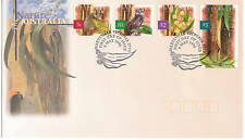1996 Nature of Australia FDC with $5 Stamp