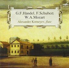 Flute Sonata Op 7 / Variation, New Music
