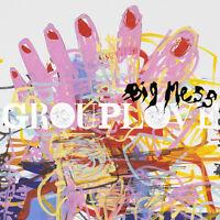 Grouplove - Big Mess [New Vinyl LP] Colored Vinyl, Red, Yellow, Digital Download