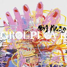 Grouplove - Big Mess [New Vinyl] Colored Vinyl, Red, Yellow, Digital Download