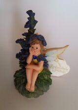 Enchanted Petals {September Fairy} 1995 Fine Porcelain Figurine Edition# IE11936