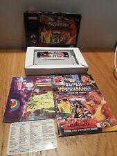 WWF Super Wrestlemania (Super Nintendo SNES)