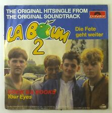 """7"""" single-Cook poiché Books-Your Eyes/Rockin 'at the Hop s2524-cleaned"""