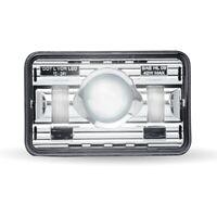 4x6 kenworth peterbilt universal headlight led projector high beam replacement