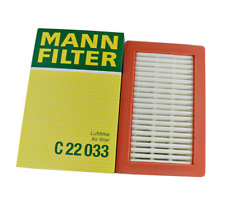 Genuine MANN-FILTER C 22 033 for SMART Fortwo/ Cabrio