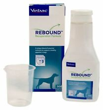 Rebound Recuperation Formula For Dogs 5.1oz supports a healthy appetite in dogs