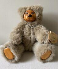 "Robert Raikes Bears Applause Inc 1989 Original ""Cookie"" Poseable 12"" Bear 660330"
