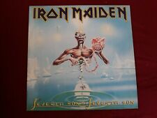 Iron Maiden, seventh son of a seventh son  LP Vinyl