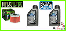 Bel-Ray Oil Change & Filter Kit SIDE X SIDE ARCTIC CAT 550 Prowler XT 4x4 10-13