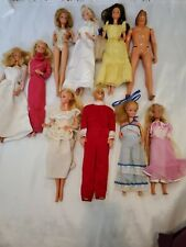 1966 Vintage Barbie and ken dolls 1968 Ken Doll w/ clothing and accessories