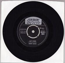 BOBBY DARIN Lazy River 1960 Original UK Single 45 London 45-HLK 9303