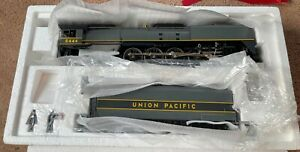Weaver Gold Edition UP Union Pacific FEF-3 4-8-4 Northern #8444 Greyhound UNUSED