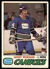 1977-78 O-Pee-Chee   Garry Monahan #341