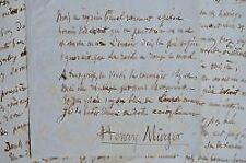 Poème inédit d'Henri Murger sur la rencontre d'une prostituée.