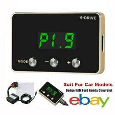 9 Drive 9-Mode Car Electronic Throttle Controller Racing Accelerator Plug & Play