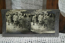 lot of 2 antique old WWI PHOTOS red cross train wreck blown up by Germans Marne