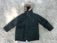 Alyeska Pipeline Jacket Mens Goose Down ARCTIC CLOTHING Full Zip Green USA M