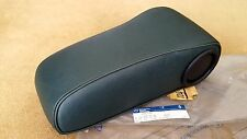 Genuine Mercedes Benz W124 center folding armrest green 300E 230E 300TD 300D 200