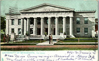 University of Minnesota Library 1907 Undivided Vintage Postcard AA1