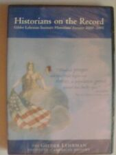 Historians on Record: Gilder Lehrman Institute Historian's Forums 2000 - 2001
