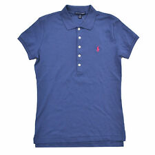 Polo Ralph Lauren Shirt Womens Polo Classic Fit Interlock Pony Logo Xs S M L Xl