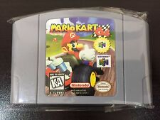 Mario Kart N64 Cartridge *Fast/Free Shipping* Read Desc *Tested and Working*
