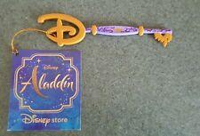 Disney Store Aladdin Key - Limited Edition Opening Ceremony