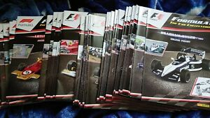 FORMULA 1 THE CAR COLLECTION MAGAZINE