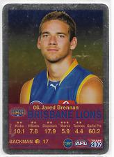2009 TeamCoach SILVER (DYK) (06) Jared BRENNAN Brisbane