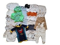 *F*A*B* Amazing Baby boy clothes bundle *3-6 months*