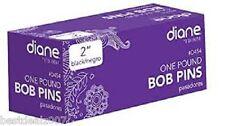 "Diane 2"" Bobby Pins Black 1lb Box #D454"