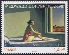 2012 FRANCE N°4633** Soleil matin Edward HOPPER Tableau, FRANCE 2012 Painting NH