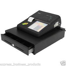 Sam4s Samsung ER-265RALB Cash Register Bar Till + 10 Free Rolls