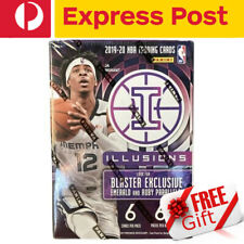 🔥2019/20 Panini Illusions Basketball 6-Pack Blaster Box - Zion Ja 🔥