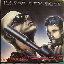 LASER COWBOYS • Killer Machine • Vinile 12 Mix • ITALIHEAT