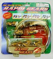 Rapid Gears: Fast Rolling Action - Army/Military Die Cast Vehicles