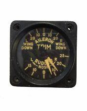 Vintage Aircraft Memorabilia Dial Indicating Pressure Gauge 6620005155801 *