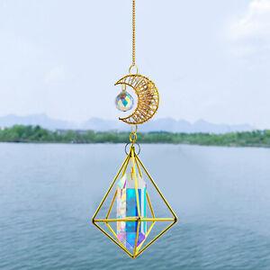 Crystal Suncatcher Prism Ball   Home Window Decor Gifts 36cm